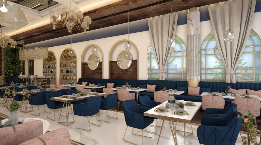 افكار ديكورات مطاعم وكافيهات بازار للتصميم الداخلي و الديكور